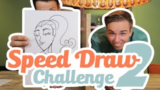 SPEED DRAW CHALLENGE! DEEL [2]
