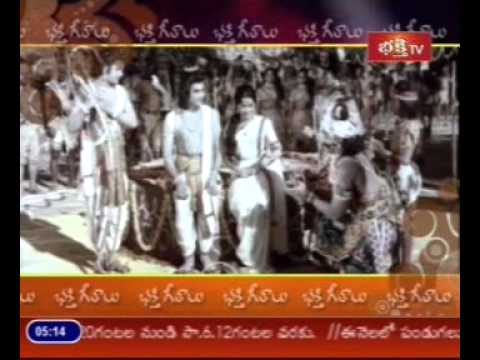 Hanuman Telugu Bhakti Geethalu Songs video