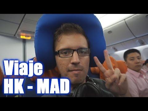 Vlog - Nos vamos de China (otra vez)