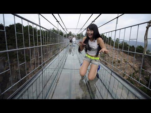 Самые необычные, удивительные и страшные мосты в мире