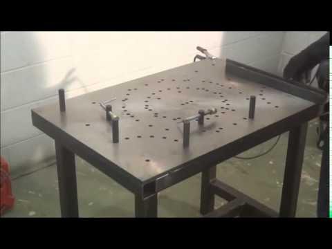 Fab Pro Welding Table