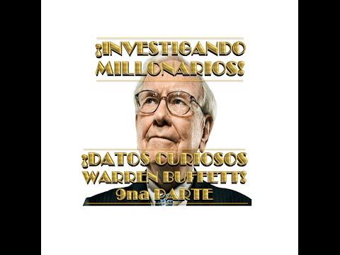 Los Datos Más Curiosos Que No Sabias De Warren Buffett 9na Parte - Andy Rico - Audio 91