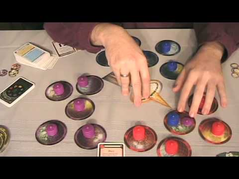 Board Games with Scott 054 - Cosmic Encounter
