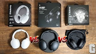 Skullcandy Venue VS Crusher Wireless VS Hesh 3