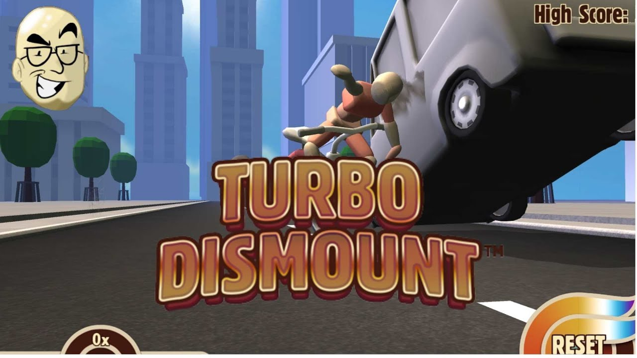 Let's Look At: Turbo Dismount! - YouTube