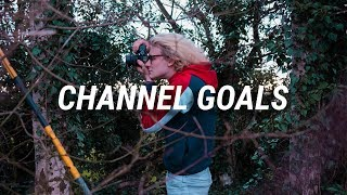 NEW YEAR'S DAY - 2019 CHANNEL GOALS