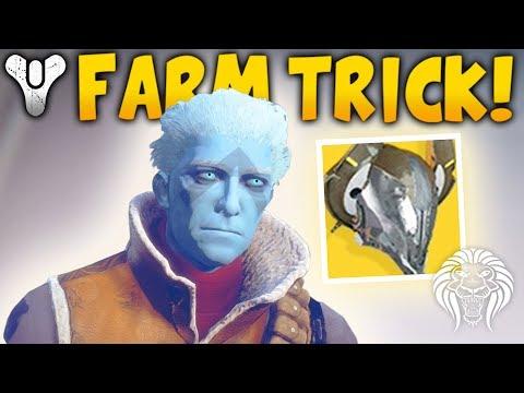 Destiny 2: FAKE DLC & FARMING TRICK! Easy Bright Dust, Broken Crucible & Exclusive Engram Loot