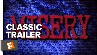 Misery Official Trailer #1 - James Caan Movie (1990) HD