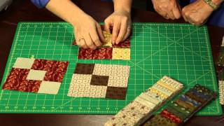 How to Make This Quilt: Scrappy Chains