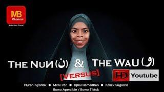 The Nun and The Wau [Versus]   (Nurani, Mimi Peri & Iqbal Ramadan) - official hd #parody