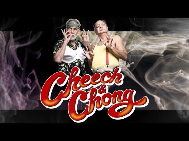 CHEECH & CHONG with WAR