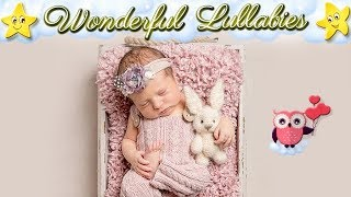 Super Relaxing Baby Piano Lullabies Collection ♥ Soft Bedtime Music ♫ Good Night Sweet Dreams
