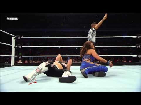 Natalya vs. Tamina Snuka: WWE Superstars, April 19, 2013