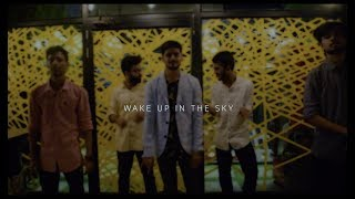 Wake Up in the Sky - Gucci Mane, Bruno Mars, Kodak Black  | Choreo by Aditya Lakhe | The Monks