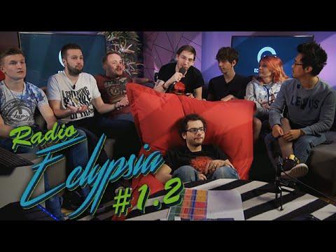 Radio Eclypsia #1.2 - Jeux vidéo, Euro 2016, E-sport...