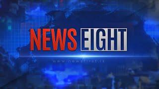 NEWS EIGHT 13/10/2020