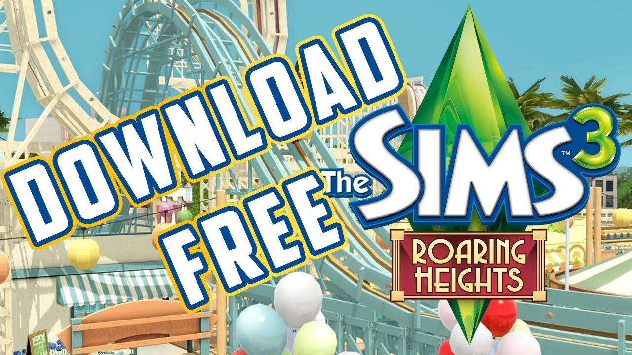 The Sims 3 Roaring Heights Free Download   Gold Edition ...