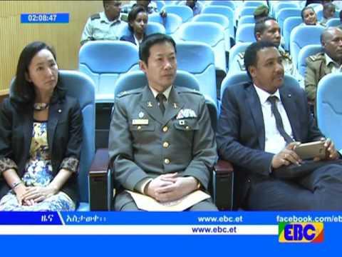 Ethiopian amharic evening news june 6, 2016