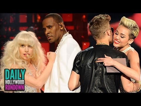Lady Gaga Responds To DWUW Music Video Backlash - Miley Cyrus Defends Justin Bieber (DHR)