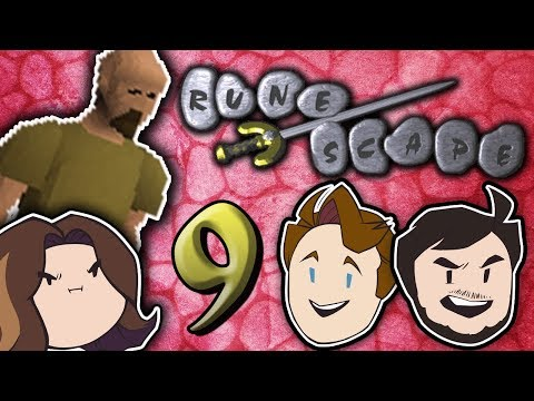 Old School RuneScape: New School RuneScape - PART 9 - Grumpcade (ft. SuperMega)