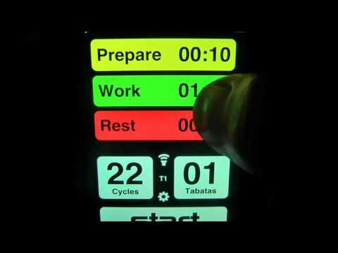 Tabata timer and tabata pro how to save money and do it yourself
