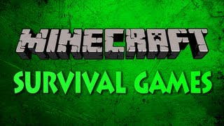 Minecraft: The Survival Games - IRON SWORDS ARE LEGENDARY - Public Server