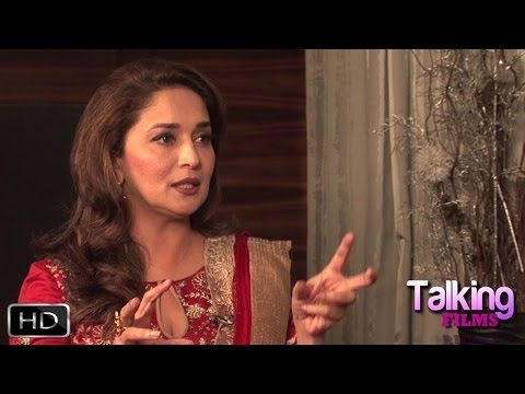 Madhuri Dixit Exclusive On Gulaab Gang Part 2