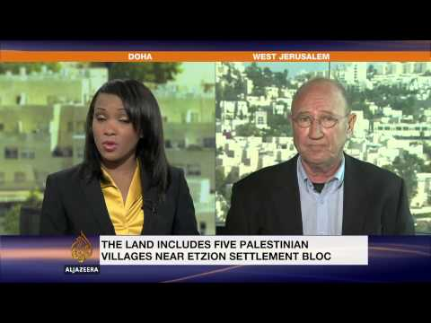 Israel seizes 400 hectares of West Bank land