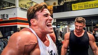 Swoldier Shoulders | Steve Cook & Calum von Moger