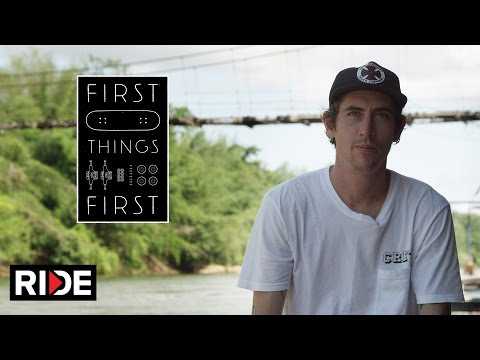 Sammy Winter - First Thing First on Ride