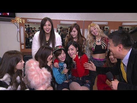 Exo SNSD 少女時代 Back Stage 1-2 Girls Generation 소녀시대 엑소 샤이니 Shinee Beep Beep 2014 Mama
