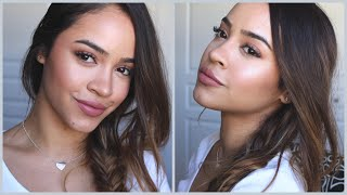My Everyday Makeup Routine + Eyebrow Routine!