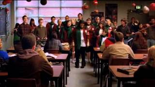 We Need A Little Christmas Glee Version
