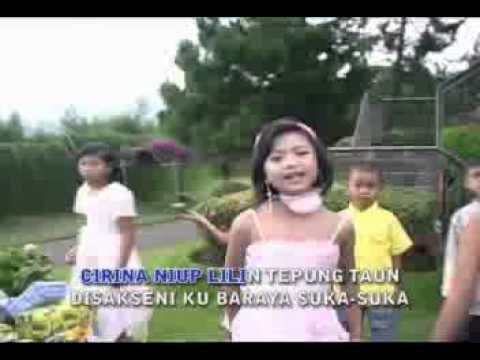 Tepung Taun - Regia - Pop Sunda Anak-Anak Indonesia - SDN 3 Megawon.flv