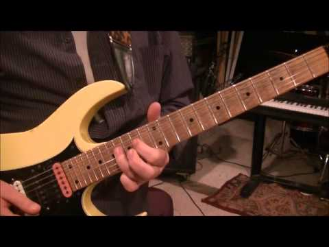 How to play Christmas Canon Rock by Trans Siberian Orchestra on guitar