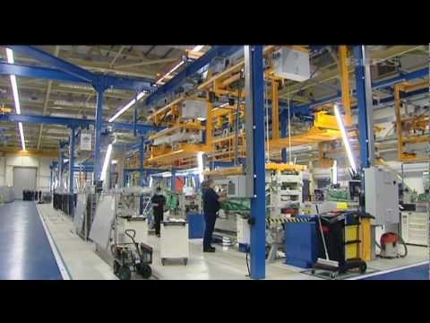 F35 fighter takes shape at UK factory 21.01.13