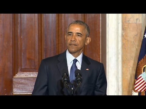 Donald Trump Says President Obama Is 'More Mad' At Him Than Orlando Gunman