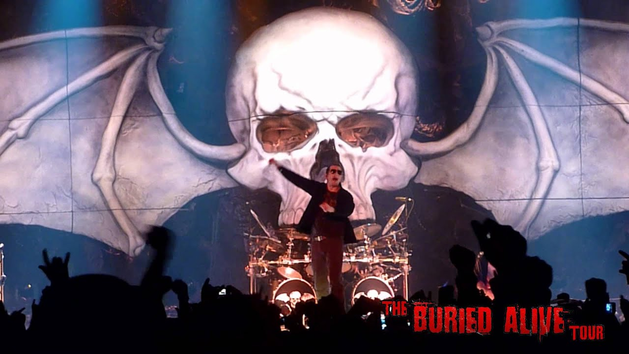 Avenged Sevenfold Live Wallpaper Avenged Sevenfold Critical