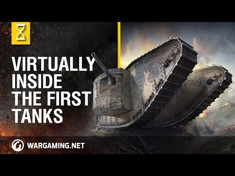 Virtually Inside The First Tanks [VR Experience]