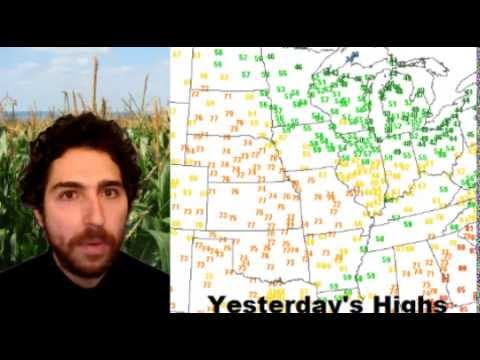 IAG Daily Weather Video for March 12, 2015