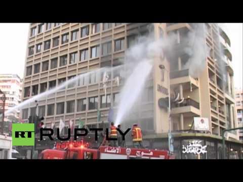 Lebanon: Bomb blast hits upmarket hotel