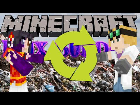 Minecraft - Flux Buddies #69 - Waste Not Want Not (yogscast Complete Mod Pack) video