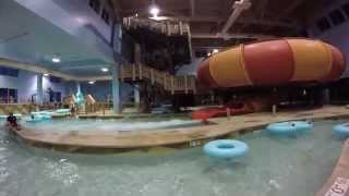 The canad inns waterpark (grand forks north Dakota)