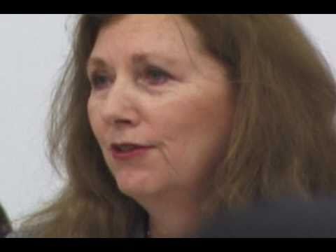 VOICES OF WOMEN - MARY GORDON - Intn'l Literacy Day at UN