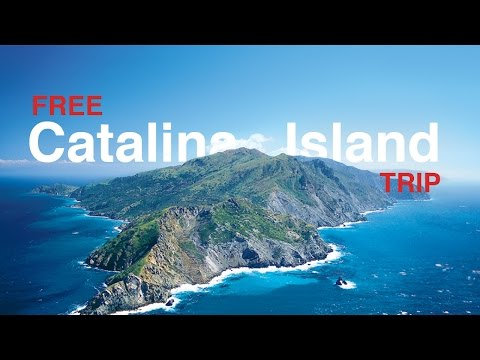 Free Catalina Island Birthday Trip