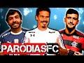 ♫ AS TRANSFERÊNCIAS ESTÃO BOMBANDO | Paródia Kiss Me Thru The Phone - Soulja Boys