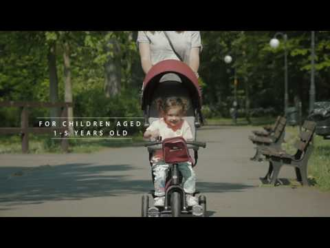 Kinderkraft Tricycle SWIFT promo movie