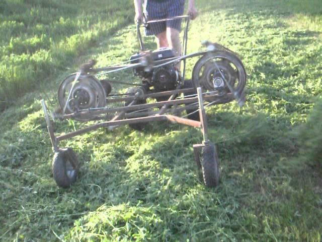 Грабли к мотоблоку для огорода своими руками