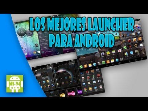 Los Mejores Launcher para Android (Launcher Xperia/Motorola/Samsung) MiSoTa94