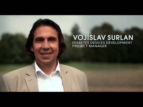 Meet Vojislav Surlan, Diabetes Devices Development Project Manager in Frankfurt, Germany